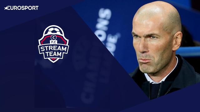 Zidane est-il dans une impasse totale ? L'intégrale du FC Stream Team