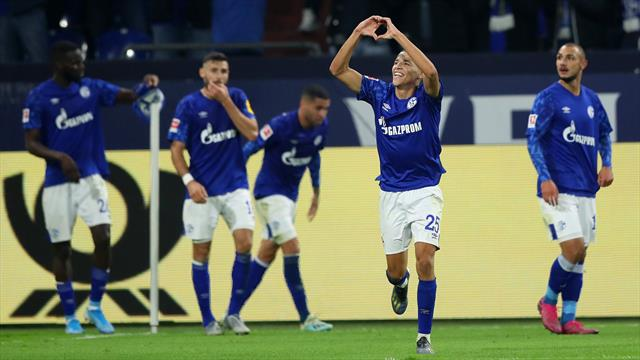 Schalke 04 co-leader provisoire