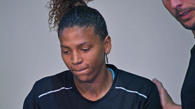 "Positiv getestet - Judo-Olympiasiegerin Silva dementiert: ""Ich bin sauber"""