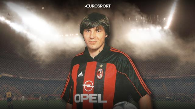В «Милане» играл белорус. Он делил комнату с Роналду и спас карьеру Конте