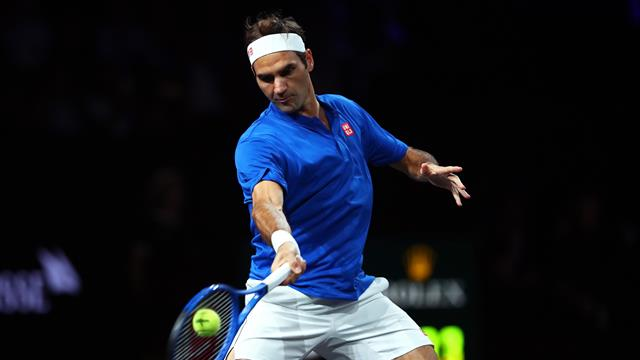 Federer: Keeping Grand Slam record 'not realistic'