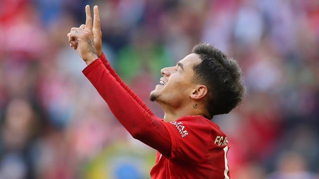 Coutinho ouvre son compteur, Lewawdowski l'affole : la balade du Bayern en vidéo