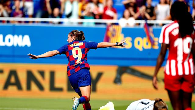 Bombazo en la Champions femenina: Barça y Atlético se medirán en cuartos de final