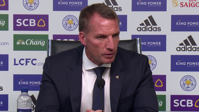 Rodgers quizzed over Arsenal job