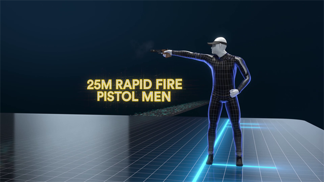 Explainer - Olympic Pistol Shooting