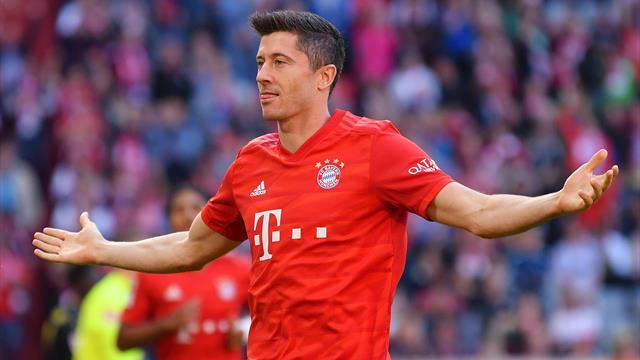 Die Saison seines Lebens? Lewandowski sogar europaweit die Nummer eins