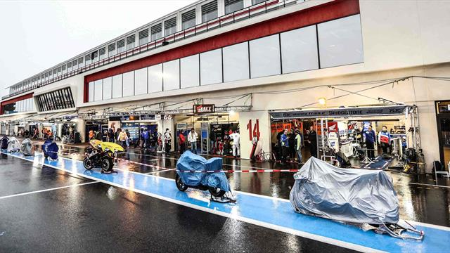 Bol d'Or to restart at 6am on Sunday