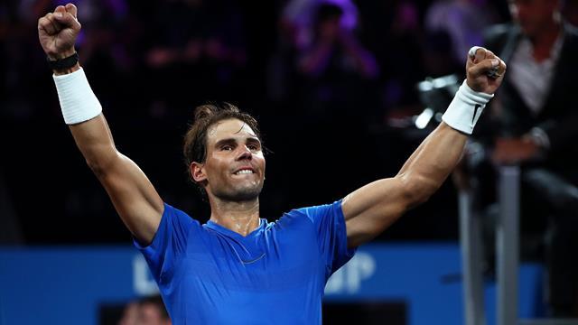 Kuriose Wachablösung: Nadal stürzt Djokovic
