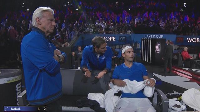 Laver Cup 2019: El esperado cambio de papeles con Federer haciendo de entrenador de Nadal