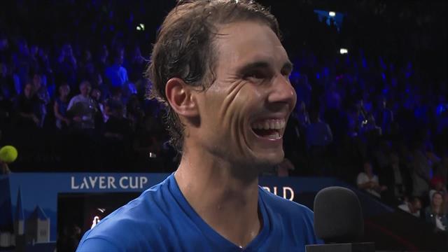 Nadal: I'll make a better coach than Federer!