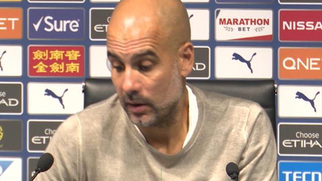 """6e j. - Guardiola : """"On n'a pas humilié Watford"""""""