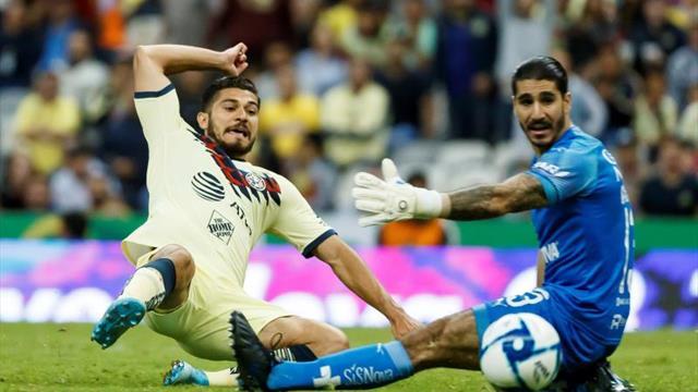 América vs Querétaro en vivo minuto a minuto - Liga BBVA Bancomer MX