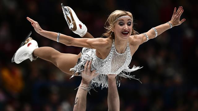 Paarlauf-Olympiasiegerin Savchenko zum ersten Mal Mutter