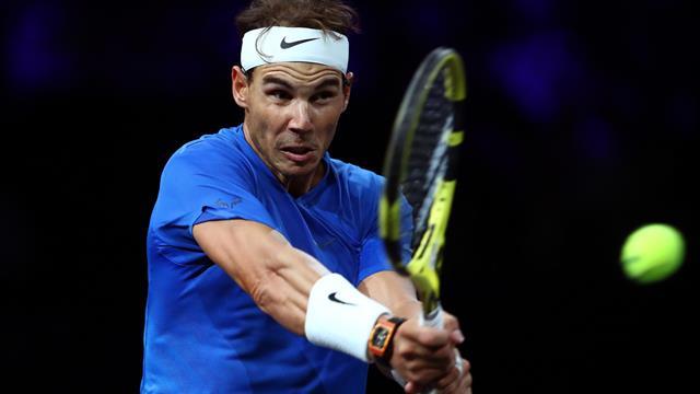 Nadal, Djokovic et Zverev déjà sur place