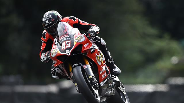 Redding completes double at Assen to extend championship lead