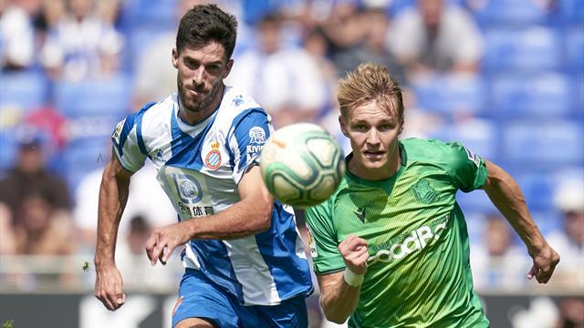Utrolig Ødegaard-pasning regisserte scoring i Real Sociedad-seier