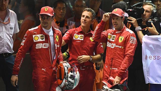 """Leclerc : """"Je voulais faire comprendre que j'étais très mécontent"""""""
