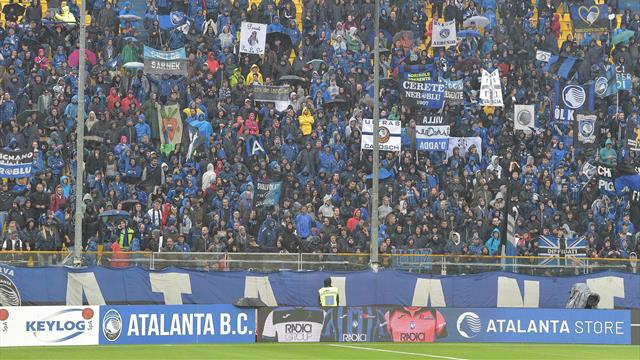 L'Atalanta écope d'une forte amende après des cris racistes