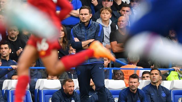 «Челси» и Абрамович подставили Лэмпарда. Но Фрэнк справляется и без отскока с «Ливерпулем»