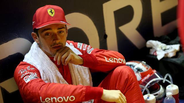 """""""Je n'aurais pas dû m'énerver autant"""" : Leclerc joue l'apaisement"""