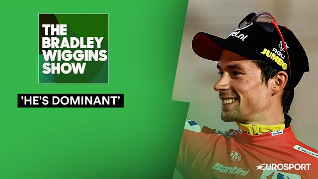 Wiggins backs Roglic for World Championship TT glory