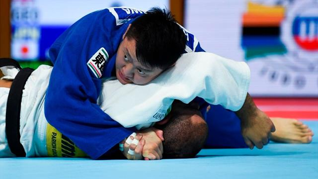 Russia lead the medal charge at IJF Tashkent Grand Prix