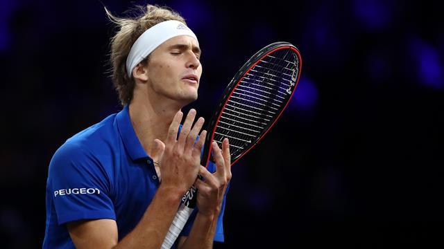 ATP Finals: Titelverteidiger Zverev muss um Qualifikation bangen