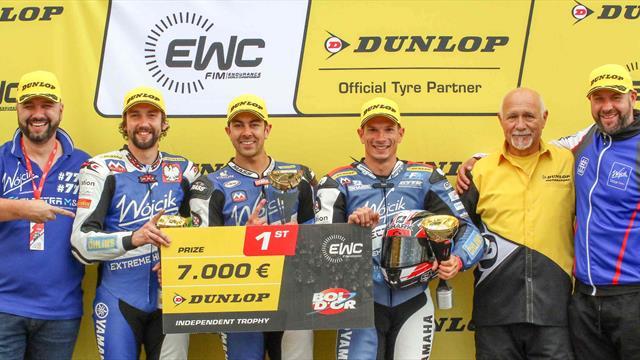 Wójcik Racing Team win EWC Dunlop Independent Trophy at the Bol d'Or