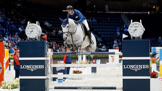 The Longines Global Champions Tour heads to New York