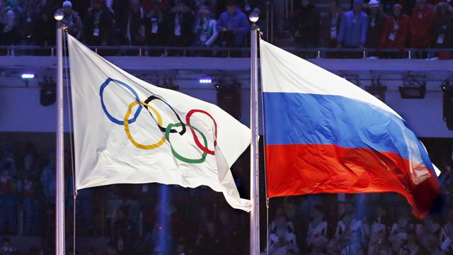 Russia write to WADA appealing four-year blanket ban