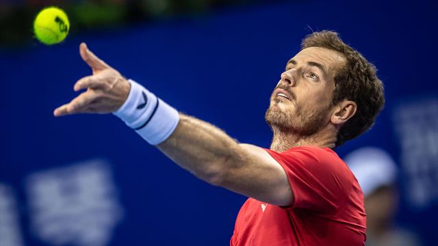 Andy Murray claims beating Tennys Sandgren was among toughest wins of his career