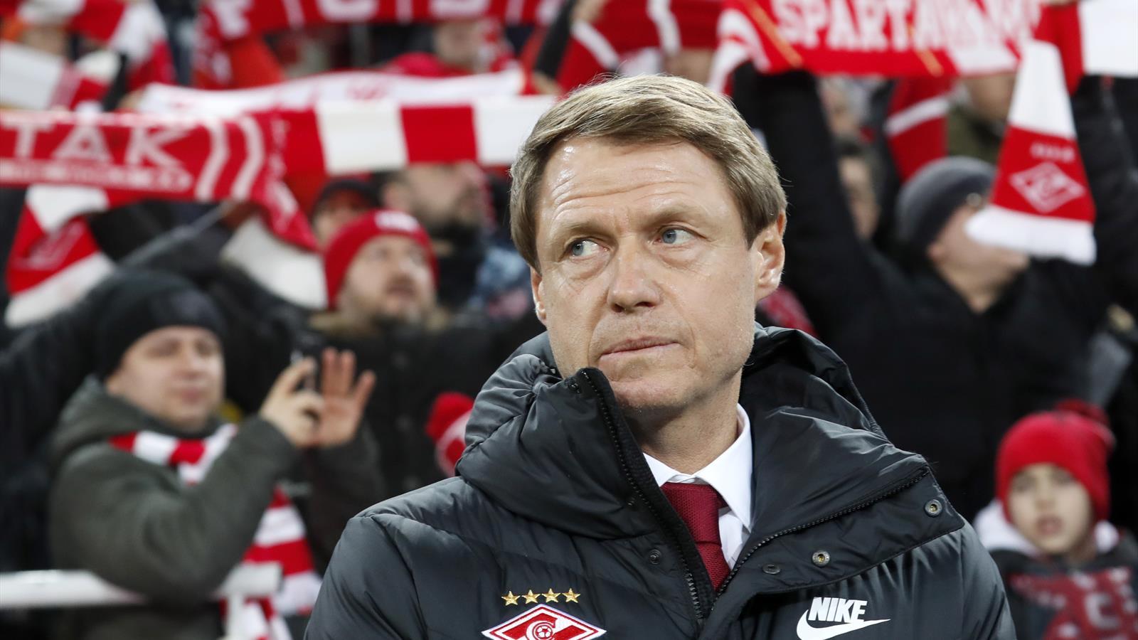 Олег Кононов впервые заговорил после ухода из «Спартака» – чемпионат России