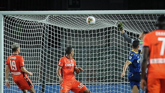 Le pagelle di Verona-Udinese 0-0 - Serie A 2019-2020 ...