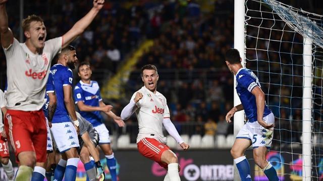 Juventus-Brescia: probabili formazioni e statistiche