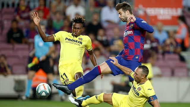 """La previa en 60"""" del Villarreal-Barcelona: A salir de la dinámica autodestructiva (22:00)"""