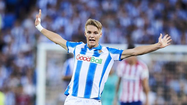 Martin Odegaard: I Want To Stay At Real Sociedad For Two Years