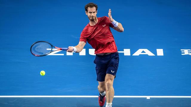 Zhuhai, finalmente Andy Murray: torna a vincere in singolare ATP dopo 9 mesi