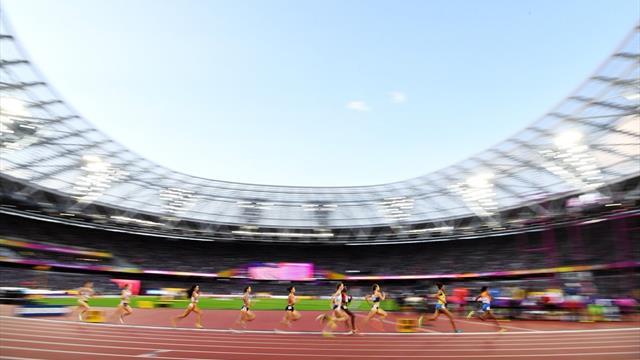 Mundial de atletismo 2019: El calor y las ausencias marcan la competición en Doha
