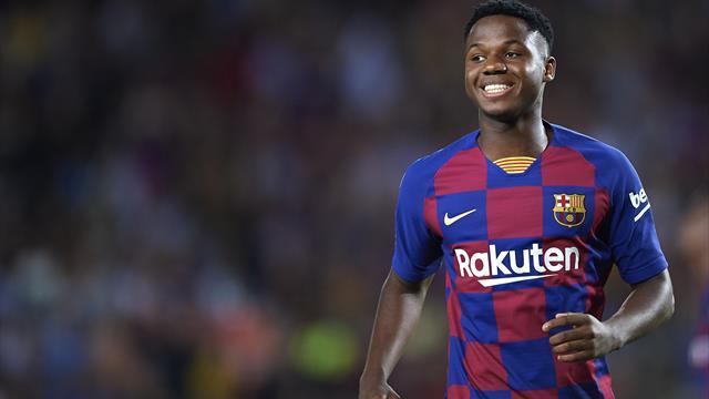 Getafe vs. Barcelona - Football Match Report