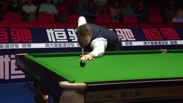 China Championship: Shaun Murphy abrió su duelo ante Selt con un extraordinario 129