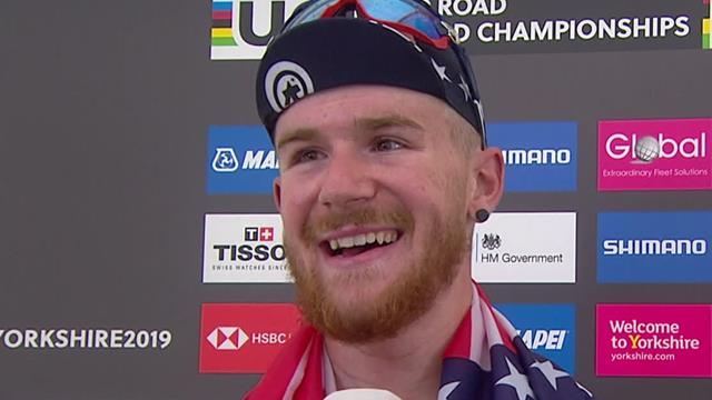 Champion Simmons hails 'perfect day for America' after gold and bronze for USA