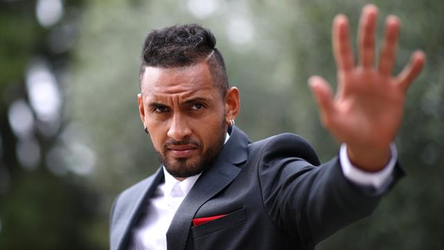 Kyrgios' suspended ban only adds to his box-office status
