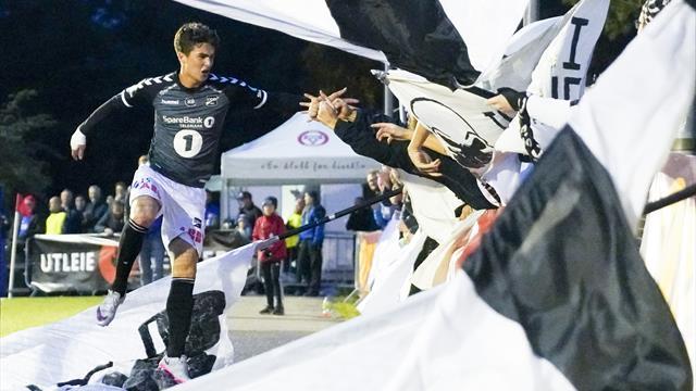 Stjerneskuddet senket KFUM og sendte Odd til semifinale i cupen