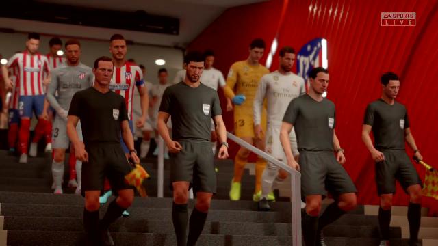 Liga Virtual, Atlético-Real Madrid: La ley de Diego Costa impera en la capital