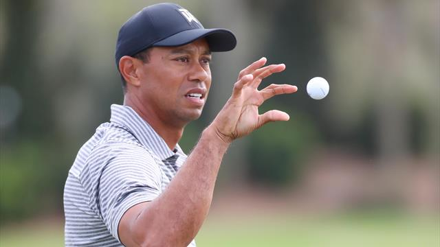 Tiger Woods tells GolfTV: 'Practice revolves around my kids - it has changed a lot'