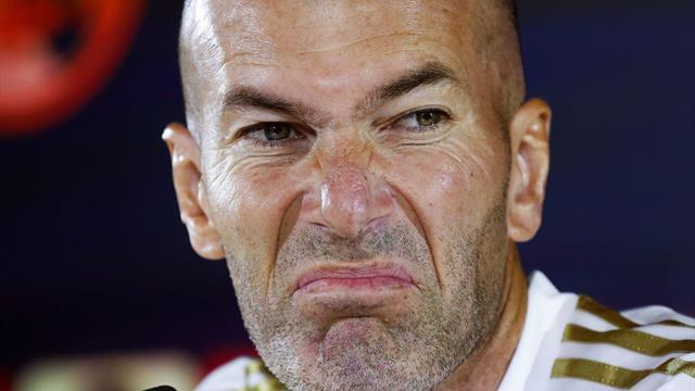 Viitorul lui Zidane la Real Madrid atârnă de un fir de ață! Perez i-a găsit deja înlocuitorul