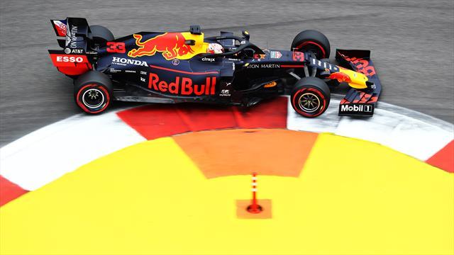 Libres 2 : Verstappen au top