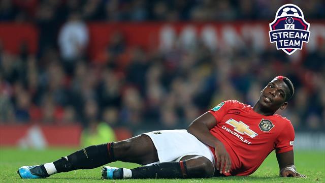 Manchester United est-il en train de gâcher Pogba ?