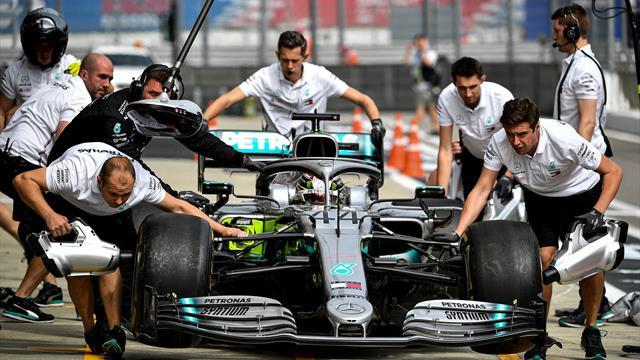 Unanimité chez Mercedes : la pole est (pour l'heure) hors de portée