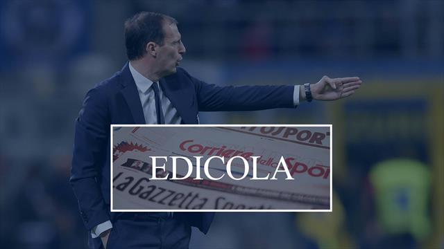 Edicola: Allegri tentato dal Bayern Monaco, Saputo vuole regalare Ibra al Bologna
